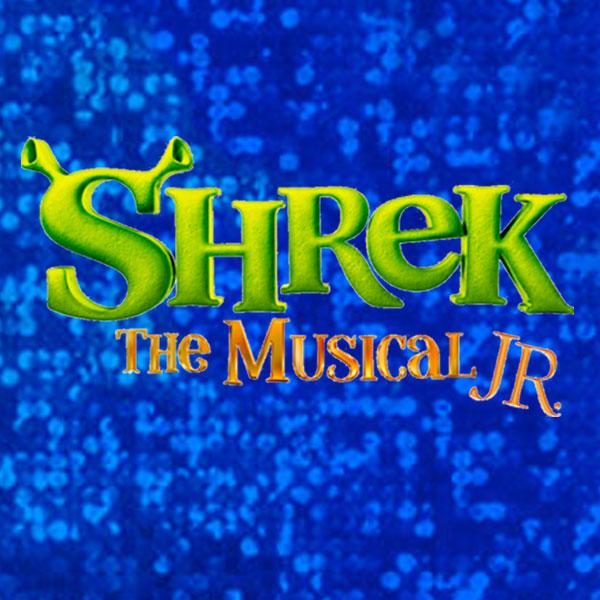 shrek the musical JR logo